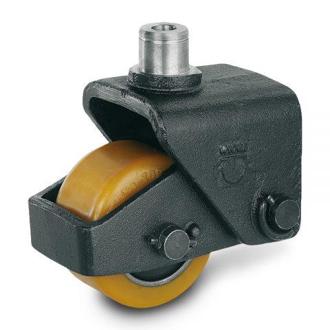 Točak stabilizacije električnih paletnih viljuškara  90X50mm od poliuretan sa dupli kuglični ležajevi  za  mašina