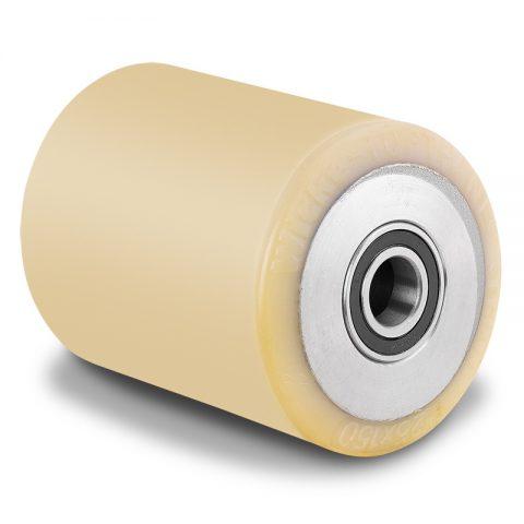 Utovarni točak za električni paletar 125X150mm od poliuretan za